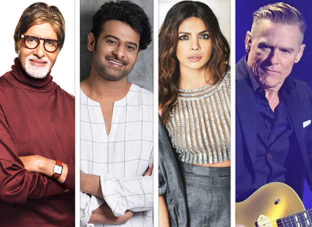 Amitabh Bachchan, Prabhas, Priyanka Chopra and other Bollywood celebs plan a grand WELCOME for Canadian singer-songwriter Bryan Adams