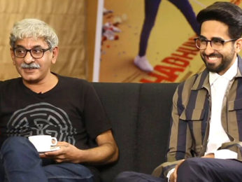 Ayushmann Khurrana There is a lot of CONFLICT going on in Sriram Raghavan's head Andhadun