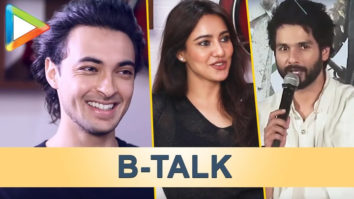 B-Talks featuring Shahid getting TROLLED by Ishaan, Aayush talks about Salman Khan, Neha Sharma