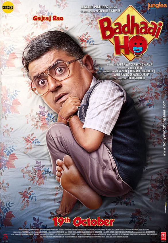 BADHAAI HO (2018) con Ayushmann Khurrana + Jukebox + Online Español Badhaai-Ho-3