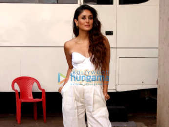 Kareena Kapoor Khan snapped at Mehboob Studios