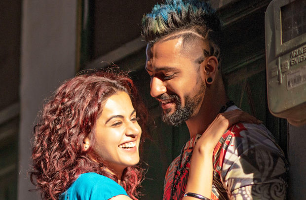 Manmarziyaan collects Rs. 5 cr. in overseas