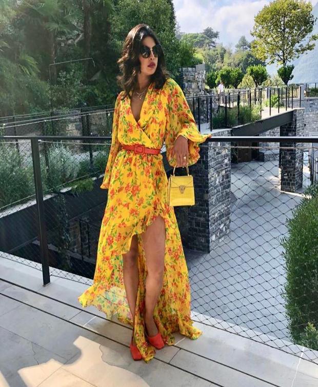 Priyanka Chopra in Italy (2)