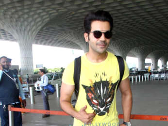 Saif Ali Khan, Mouni Roy, Evelyn Sharma, Bobby Deol and others snapped at the airport