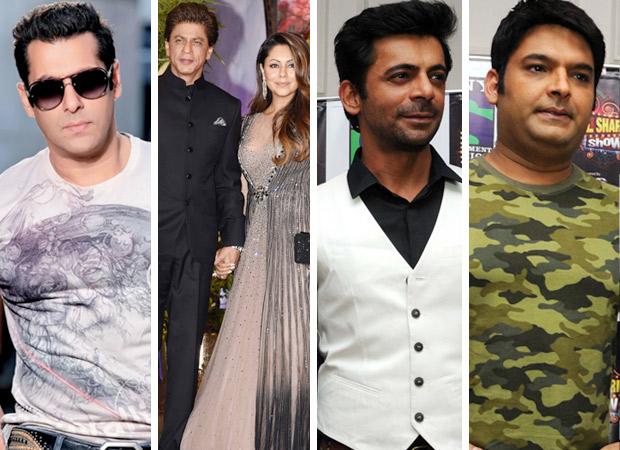 Salman Khan makes interesting REVELATIONS about Shah Rukh Khan - Gauri & Sunil Grover - Kapil Sharma's Jodis