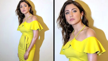 Slay or Nay - Anushka Sharma in Lavish Alice for Sui Dhaaga - Made in India promotions