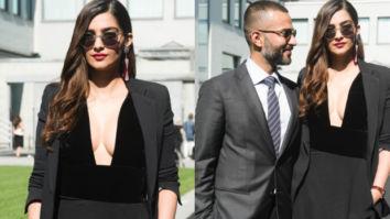 Sonam Kapoor at Milan Fashion Week 2018 for Giorgio Armani (featured)