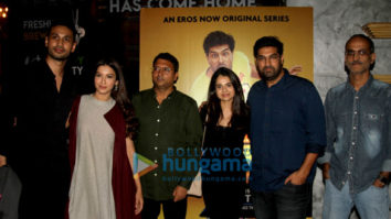 Special screening of Eros Now's first web-series 'Side Hero'