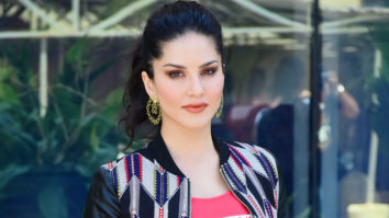 Sunny Leone spotted at Novotel