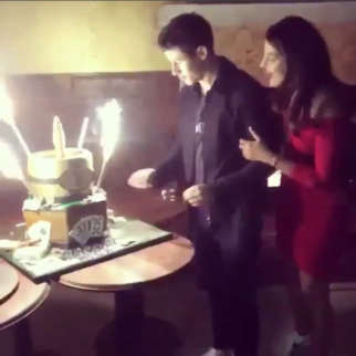 This unseen video of Nick Jonas and Priyanka Chopra from his 26th birthday is too adorable