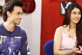 ULTIMATE Salman Khan QUIZ with Aayush Sharma & Warina Hussain Loveyatri