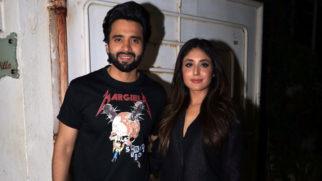 Film Mitron Star Studded Screening | Kritika kamra | Jackky Bhagnani