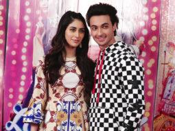 Movie Loveratri Interview with Starcast | Aayush Sharma | Warina Hussain