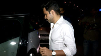 SPOTTED:Emraan Hashmi at Restaurant for Dinner