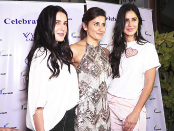 Yasmin karachiwala Celebrates 25 years of Fitness Training with many Celebs