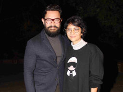 Aamir Khan and Kiran Rao step away from a film in the wake of #MeToo movement