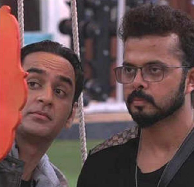 Bigg Boss 12 Sreesanth calls Vikas Gupta a LOSER, takes a LEWD dig at his masculinity (watch video)