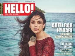 Aditi Rao Hydari On The Cover Of Hello!