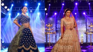 UNCUT: Soha Ali khan,Swara Bhaskar, Radhika Apte & others walk the RAMP at Wedding Junction Show