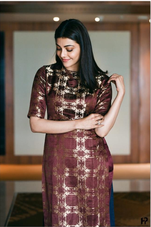 Kajal Aggarwal in Raw Mango (2)