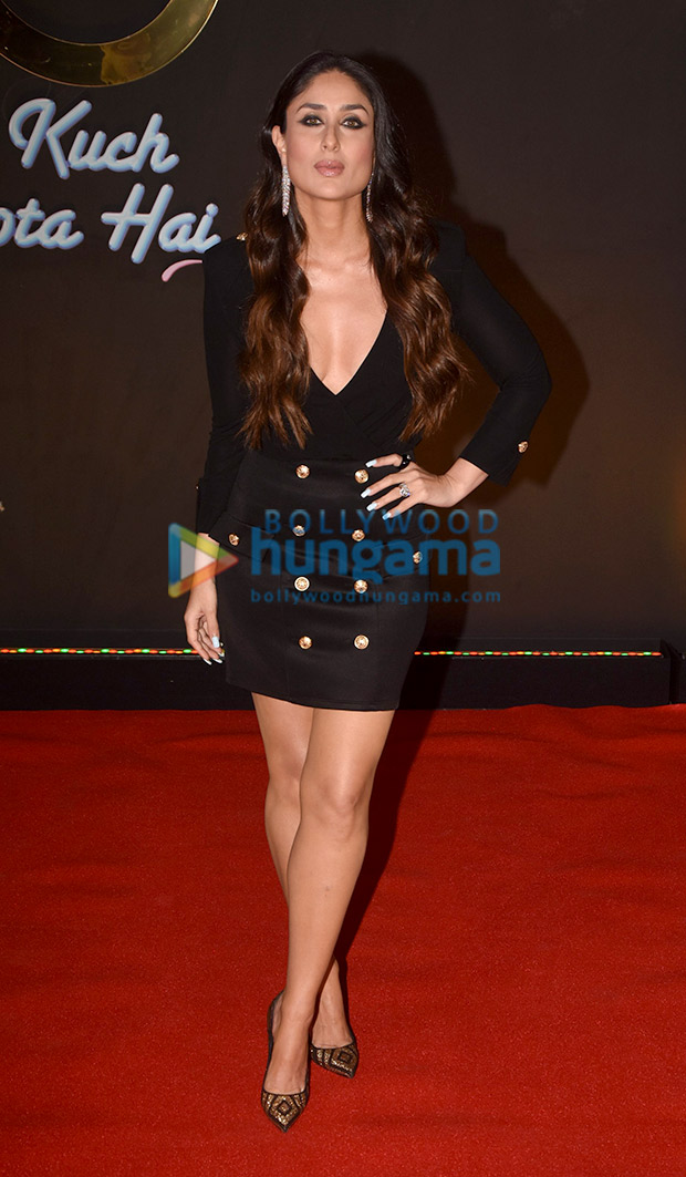 Kareena Kapoor Khan in Balmain for for 20 years of Kuch Kuch Hota Hai celebrations (5)
