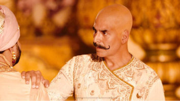 LEAKED! Akshay Kumar sports BALD historic warrior look in Housefull 4