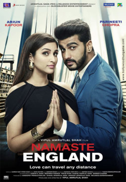 First Look Of Namaste England