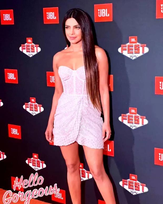 Priyanka Chopra at the JBL Fest in Las Vegas (2)