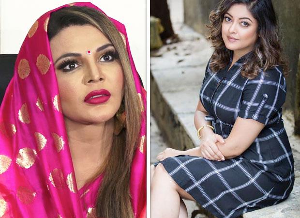 Rakhi Sawant makes SHOCKING REVELATION about being raped by Tanushree Dutta; claims Dutta is a lesbian