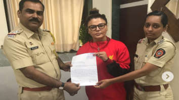 Rakhi Sawant receives death threats over Tanushree Dutta – Nana Patekar issue, files an FIR