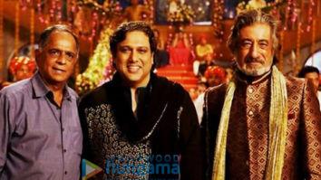 On The Sets Of The Movie Rangeela Raja