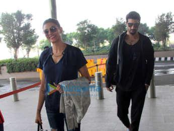 Shah Rukh Khan, Kajol, Sonakshi Sinha and others snapped at the airport