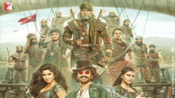 First Look of the Thugs Of Hindostan