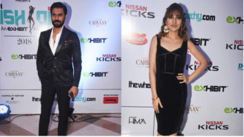 Tina Ahuja & Gaurav Chopra at Exhibit Tech Fashion Tour