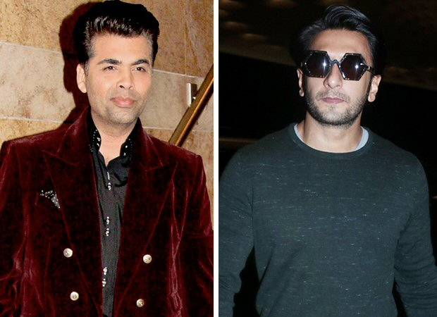 WTF! Karan Johar is the reason behind Ranveer Singh's QUIRKY WARDROBE