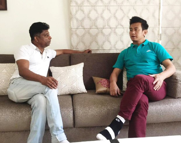 Anand Kumar to make a biopic on footballer Bhaichung Bhutia