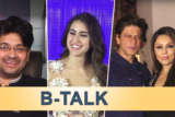 B-Talk featuring Shah Rukh Khan-Gauri Milap Zaveri on Sex comedies Sara Ali Khan