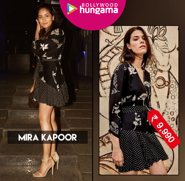 Celebrity Splurges - Mira Rajput