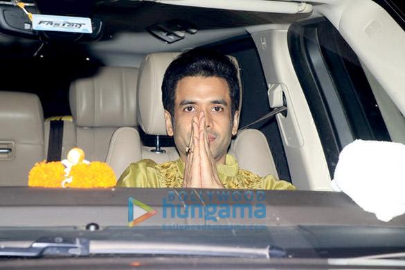 Celebs grace Karan Johar's Diwali bash
