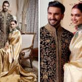Deepika Padukone - Ranveer Singh Reception Newlyweds look REGAL and RADIANT in Bengaluru