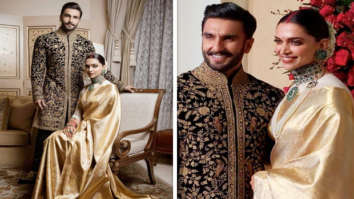 Deepika Padukone - Ranveer Singh Reception Newlyweds look REGAL and RADIANT in Bengaluru