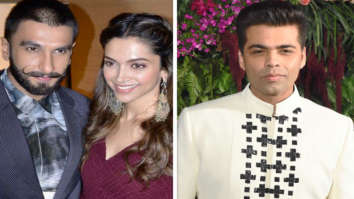 Deepika Padukone and Ranveer Singh get married in Italy, Karan Johar says 'nazar utar lo'