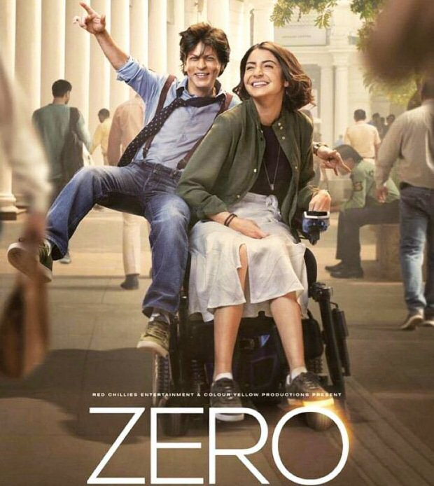 Zero Trailer has been released on SRK's 53rd birthday