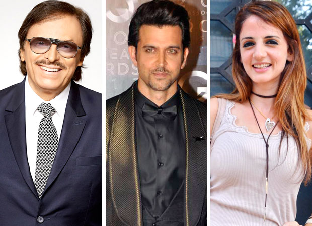 Sanjay Khan has expressed his desire to see Hrithik Roshan and daughter Sussanne Khan together again