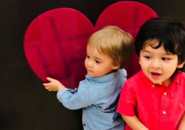 Taimur Ali Khan's playtime snapshots with Roohi and Yash Johar will make you miss your childhood (see pics)