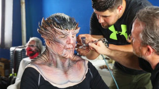 WATCH This is how Akshay Kumar TRANSFORMED into a VILLAIN for 2.0