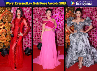 Worst Dressed at Lux Golden Rose Awards 2018 (Featured)