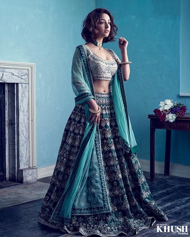 Image result for bridal yami khush