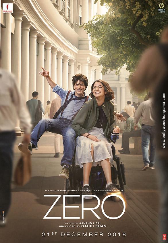 ZERO (2018) con SRK + Jukebox + Sub. Español + Online Zero-3