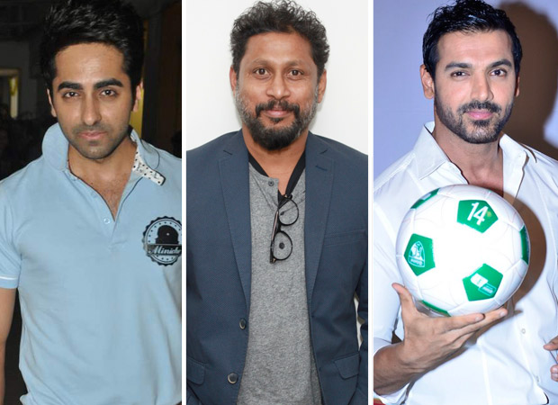 Ayushmann Khurrana - Shoojit Sircar out of John Abraham's football biopic, 1911